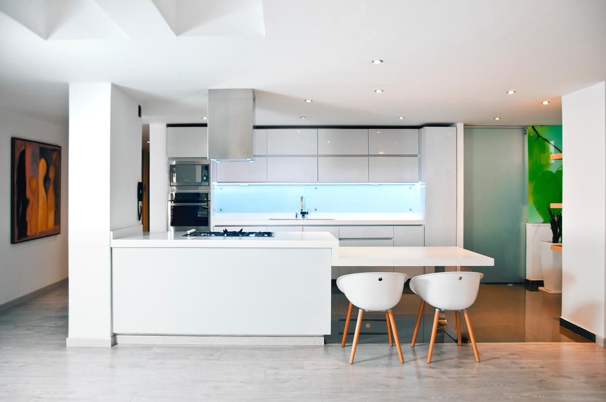 Why You Don't Need An Open-Plan Kitchen